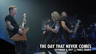 Download Metallica: The Day That Never Comes (Paris, France - September 8, 2017) Video