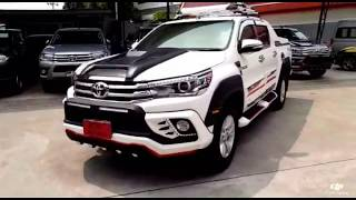 Download Brand New Customized Toyota Hilux Revo TRD Sportivo Video