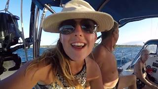 Download Day Sailing Gets DICEY! North Coast of the D.R. Ep.56 Video