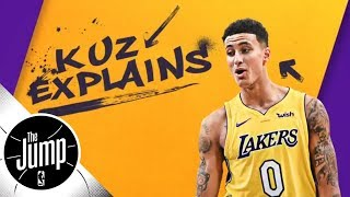 Download Kyle Kuzma talks Fortnite, roasting Lonzo Ball, playing at The Forum and more | The Jump | ESPN Video