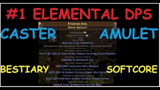 Download THE BEST MIRROR ELDER AMULET OUT OF BESTIARY: Phoenix Idol By Grim | Demi Video