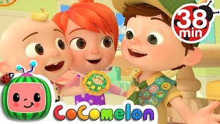 Download My Big Brother Song + More Nursery Rhymes & Kids Songs - CoCoMelon Video