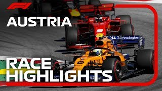 Download 2019 Austrian Grand Prix: Race Highlights Video