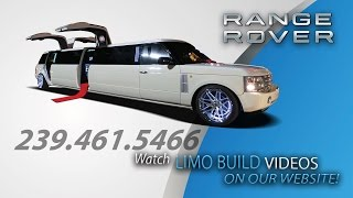 Download Range Rover Limo Build by Clean Ride Customs Video