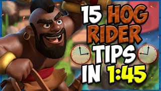 Download 15 QUICK Tips About: Hog Rider🔨 Video