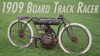 Download 1909 Vekst Board Track Racer Tribute Ride Video