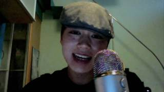 Download Glee / Katy Perry Firework Cover by Leon Marcus Zachary (Completely Recorded in Garageband) Video