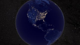 Download NASA | Earth at Night Video