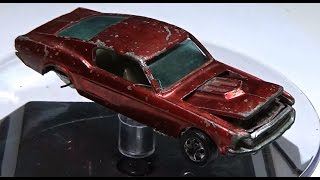 Download Redline Restoration: Hot Wheels 1968 Custom Mustang Video