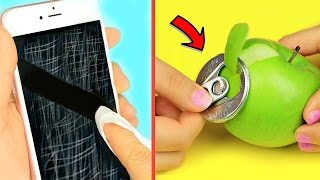 Download 10 SIMPLE LIFE HACKS THAT WILL CHANGE YOUR LIFE! Life Hacks TESTED Video