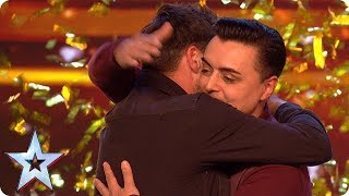 Download Marc Spelmann gets the first Golden Buzzer of 2018 | Auditions Week 1 | Britain's Got Talent 2018 Video