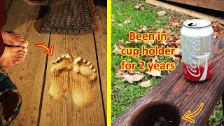 Download Unbelievable Examples Of Things Being Worn Down Over Time (Part 2) Video