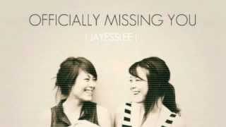 Download Jayesslee - Officially Missing You (Studio) - Lyric - Cover by Tamia Video