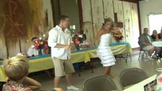 Download Funny First Wedding Dance-REALLY FUNNY!! Video