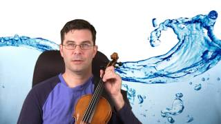 Download How to develop a flexible, effortless violin vibrato Video
