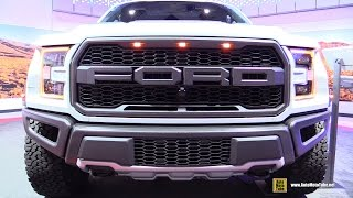 Download 2017 Ford F150 Raptor - Exterior and Interior Walkaround - 2016 LA Auto Show Video