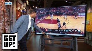 Download Jalen Rose breaks down film from Warriors' Game 1 win over Rockets | Get Up! | ESPN Video