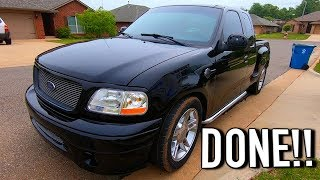 Download Copart $900 Ford F150 Harley Davidson - NEW PAINT + New House Tour Video