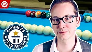 Download Guinness World Records | Pool Trick Shots Video