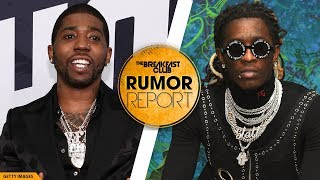 Download Young Thug And YFN Lucci Feud Heats Up Video