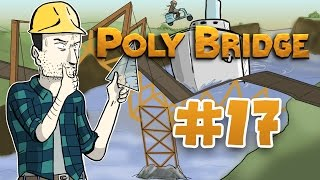 Download Sips Plays Poly Bridge (27/2/2017) - #17 - getting the cost down Video