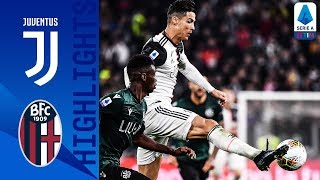 Download Juventus 2-1 Bologna   CR7 and Super Pjanic Lead the Way Against Bologna!   Serie A Video