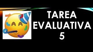 Download Soy Docente: TAREA EVALUATIVA 5 Video