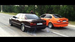 Download Случайно попали на гонки /BMW club Taraz/ #АВТОВЛОГ Video