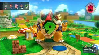 Download Mario Party 10 - Team Bowser Vs. Team Mario - Mushroom Park Video