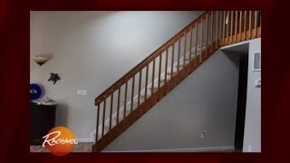 """Download ″Property Brothers″ Trick To Upgrading a """"Boring"""" Staircase On a Budget! 