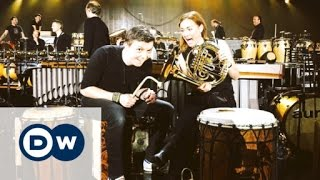 Download Mit Martin Grubinger beim ESC | Sarah's Music Video