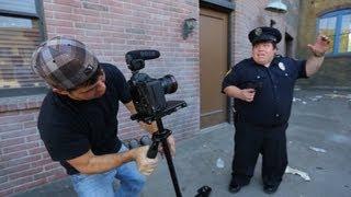 Download Filming at Universal Studios - Behind The Scenes Video