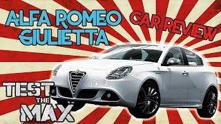 Download Alfa Romeo Giulietta im Test | Test the Max Video
