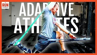 Download Running Tips For Adaptive Athletes: Own your SH*T! Video