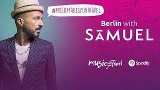 Download Discover Samuel's most inspiring spots in Berlin Video
