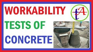 Download All about Workability of Concrete, Slump Test, Vee Bee Test and Compaction Factor Test Video
