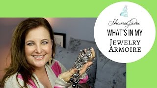 Download What's In My Jewelry Armoire? | ShaneeJudee Video