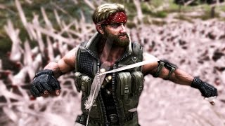 Download CHUCK NORRIS VS. 1,000 CHICKENS | Ultimate Epic Battle Simulator #2 Video