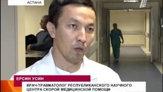 Download Врач из США проводит в Казахстане уникальные операции Video