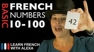 Download How to count from 10 to 100 in French - Learn French With Alexa Video