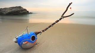 Download 海洋ゴミがら作られた楽器「フネンゴニ」 Video