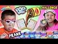 Download VEGEMITE POP TART PRANK CHALLENGE w/ Lex & Mike (FUNnel Vision pt. 2) Video