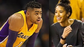 Download D'Angelo Russell's Ex-Girlfriend CLOWNS Him After Getting Traded to the Nets Video