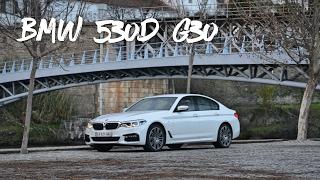 Download ESSAI DE LA NOUVEILLE BMW SÉRIE 5 G30 [Part 1] La 530d M Sport Video