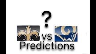 Download Week 12 NFL Predictions! (2017-2018) Video