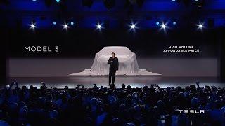 Download Tesla Unveils Model 3 Video