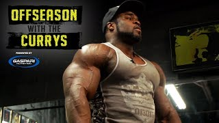 Download Inside Brandon Curry's Unreal Transformation In Kuwait | Offseason With The Currys Video