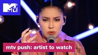 Download Bishop Briggs Performs Her Hit Song 'River' | MTV Push: Artist to Watch Video