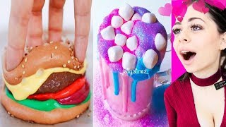 Download FOOD SLIME - Oddly Satisfying Video Compilation - ASMR, Slime Pressing and more! Video