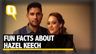Download The Quint: Fun Facts About Yuvraj Singh's Fiance Hazel Keech Video